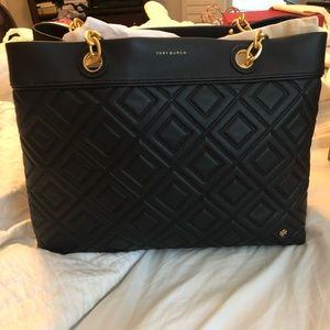 Tory Burch quilted purse
